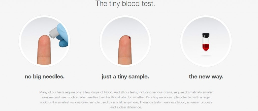 tiny blood test